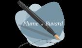 Plume et Buvard